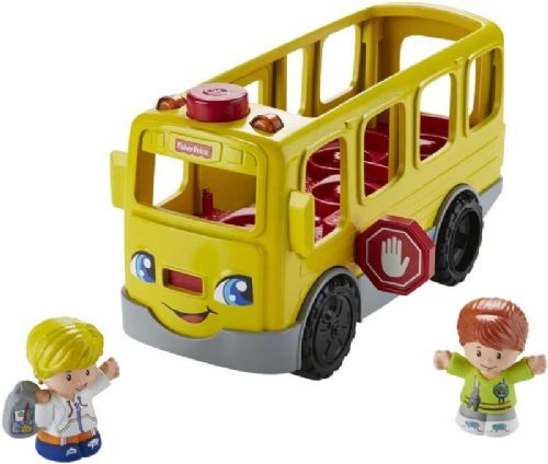 Fisher- Price Little People Sit With Me School Bus